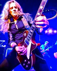 Whitesnake Recruit Night Ranger Guitarist Joel Hoekstra