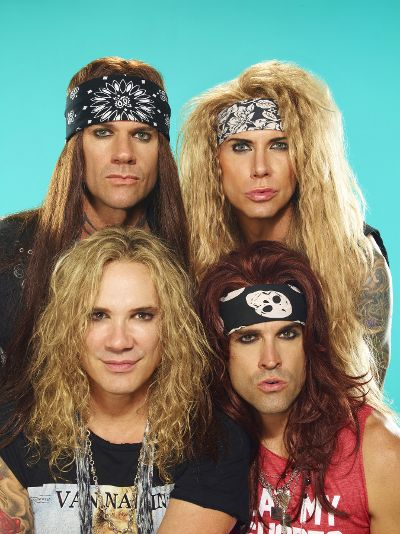STEEL PANTHER - Anything Goes