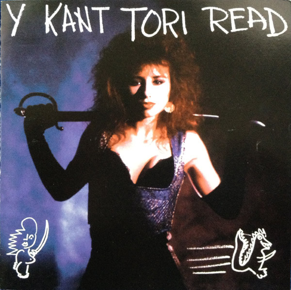 Tori Amos' lost hair metal album 'Y Kant Tori Read' gets a digital release (listen) – Brooklyn Vegan (blog)