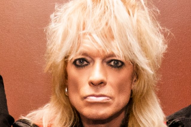 MICHAEL MONROE: A Lot Of