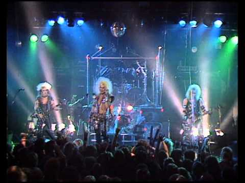 Wrathchild live in London 1984