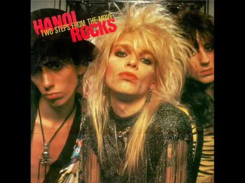 Hanoi Rocks – Million Miles Away
