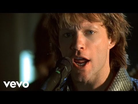 Bon Jovi – One Wild Night