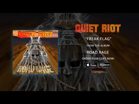 Quiet Riot – Freak Flag