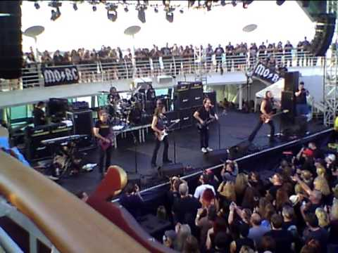 Winger – Monsters or Rock Cruise 2017 (Full Concert)