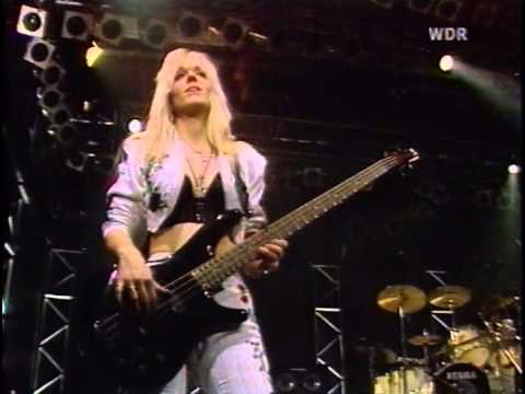 Vixen – Live at Music Hall Cologne Germany 1991