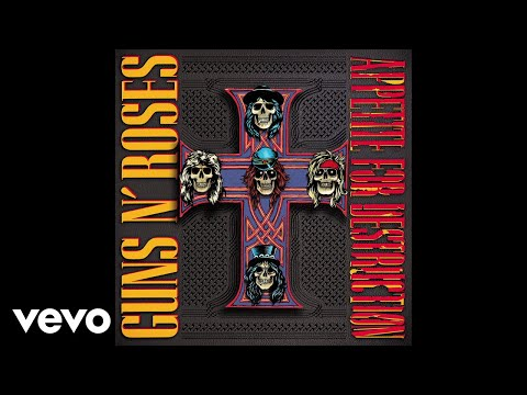 Guns N' Roses - November Rain (Rare Piano Version 1986)